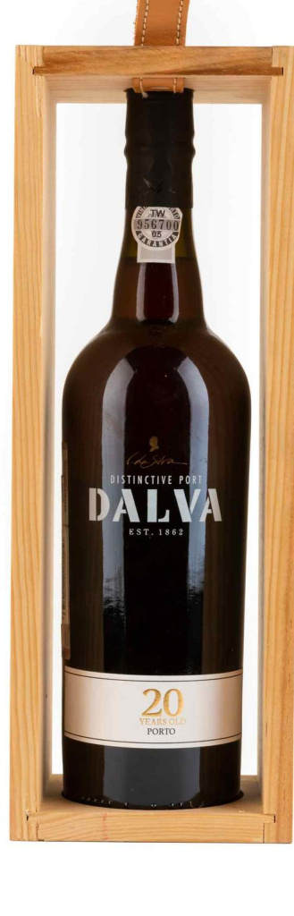 Портвейн Dalva Porto 20 years old C. Da Silva